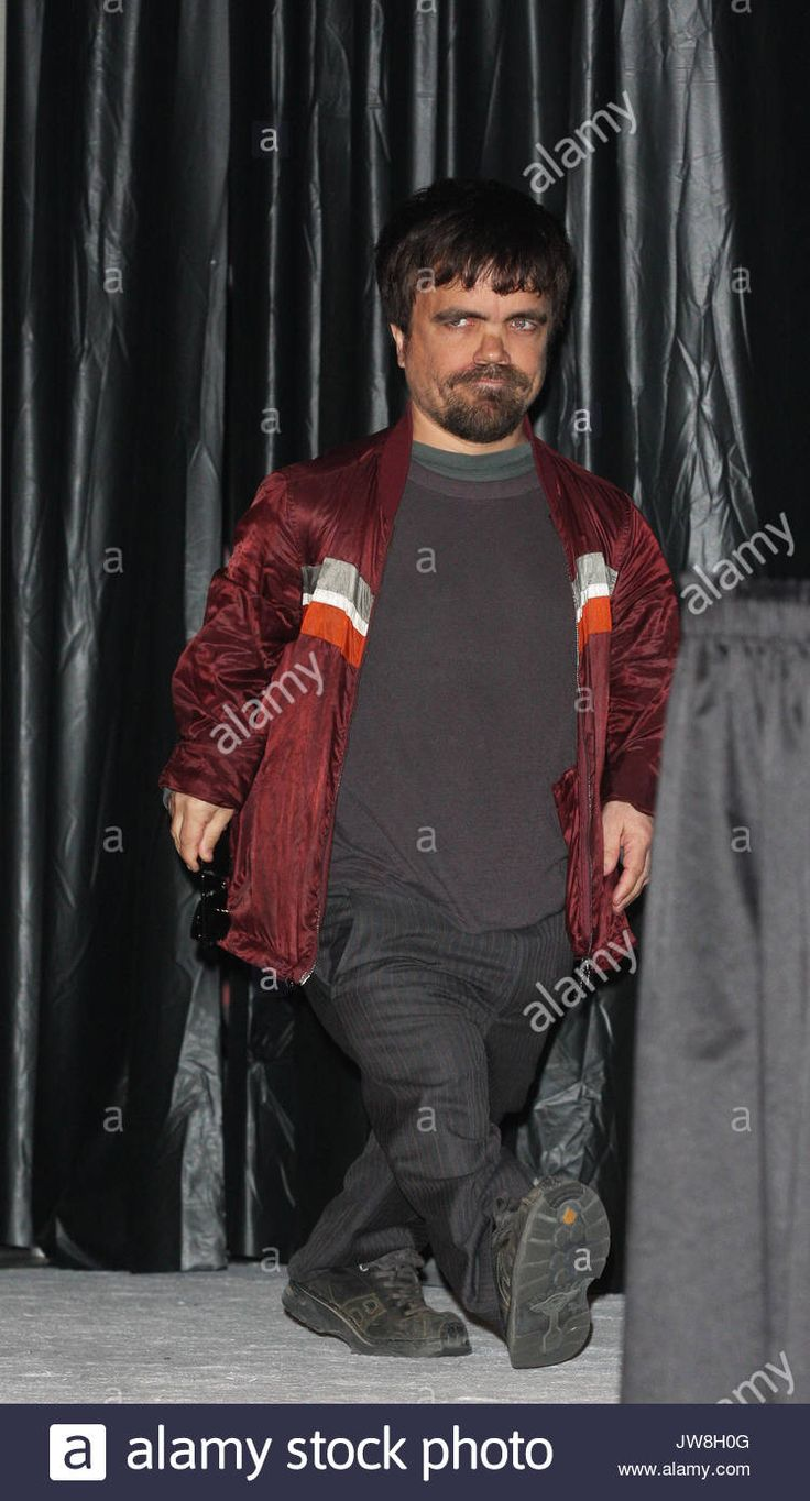 Peter Dinklage. The cast of Disney's upcoming film, 'Narnia : Prince Stock Photo, Royalty Free Image: 153238304 - Alamy