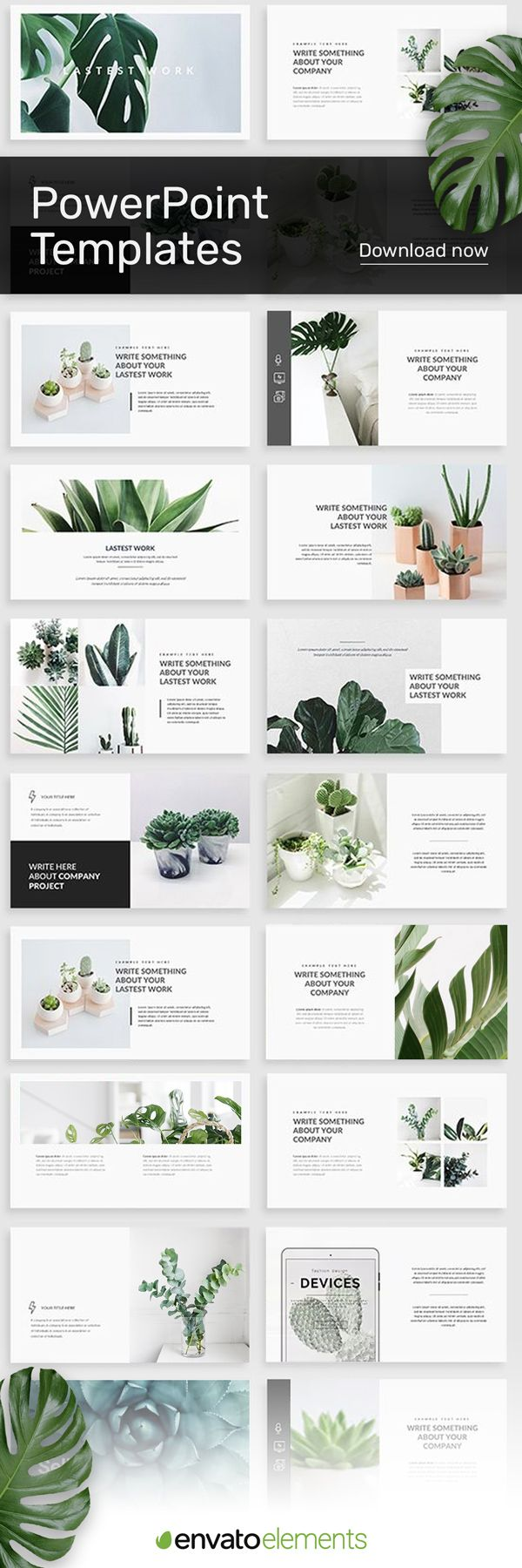 Unlimited Downloads of 2018 Best PowerPoint Designs