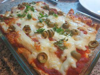 Receitas de Dieta: Enchiladas de Frango e Abacate I want to try so bad! :)