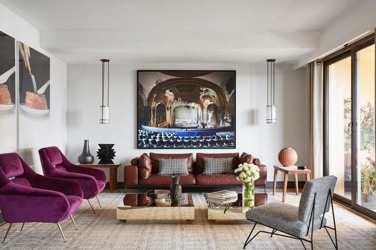 111 best At home images on Pinterest Ad home, Beautiful homes and - moderne wandgestaltung wohnzimmer lila