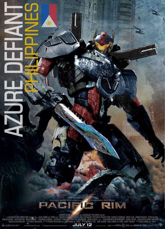 Pacific Rim Jaeger Names | PACIFIC RIM JAEGER Azure ... Pacific Rim Jaeger Countries