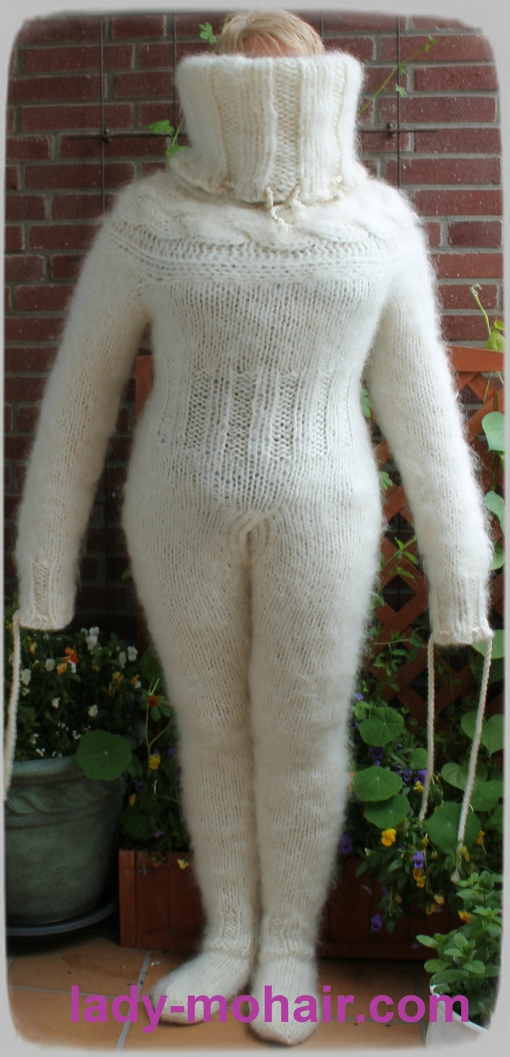 Angora mohair wool fetish