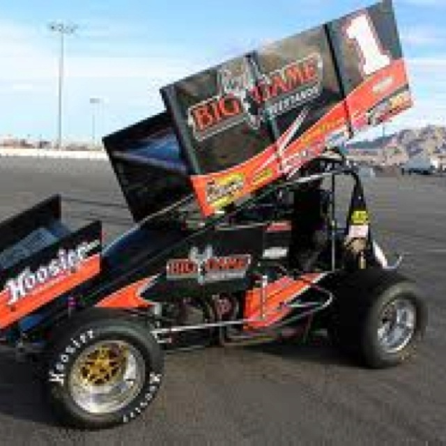 13 Best Images About Sprint Car On Pinterest