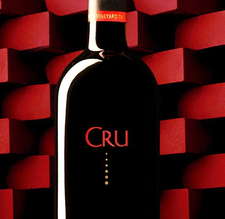 Vineyard 29 | Cru Wine Label | by designthis!