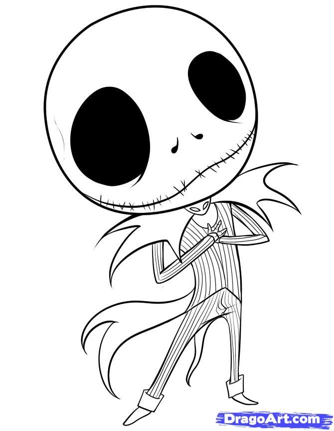 Jack Skellington Pumpkin Outline | 2010 - Zwart & Partners ...