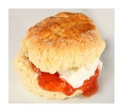 English Scone recipe
