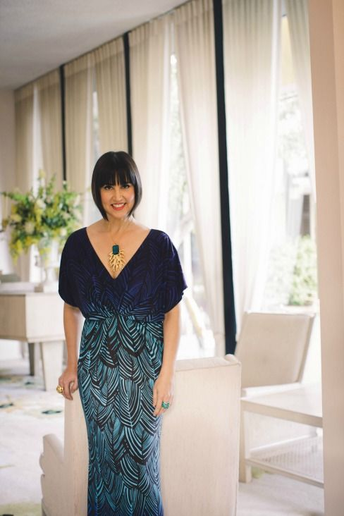 I talked style icons to style tips w/the reigning queen of Palm Beach chic Trina Turk in this fun Q&A: http://ow.ly/zytIz