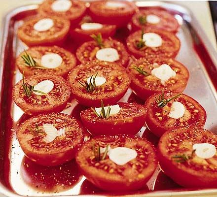 Gordon Ramsay's Slow-Cooked Tomatoes