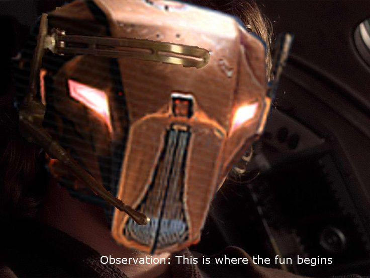 When you realize that you can improve any meme by adding HK-47