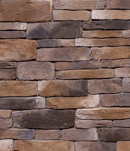 Sienna stack ledge stone veneer interior stone for Interior ledgestone