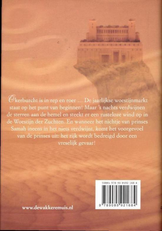 Prinsessen van Fantasia / 3 De woestijnprinses