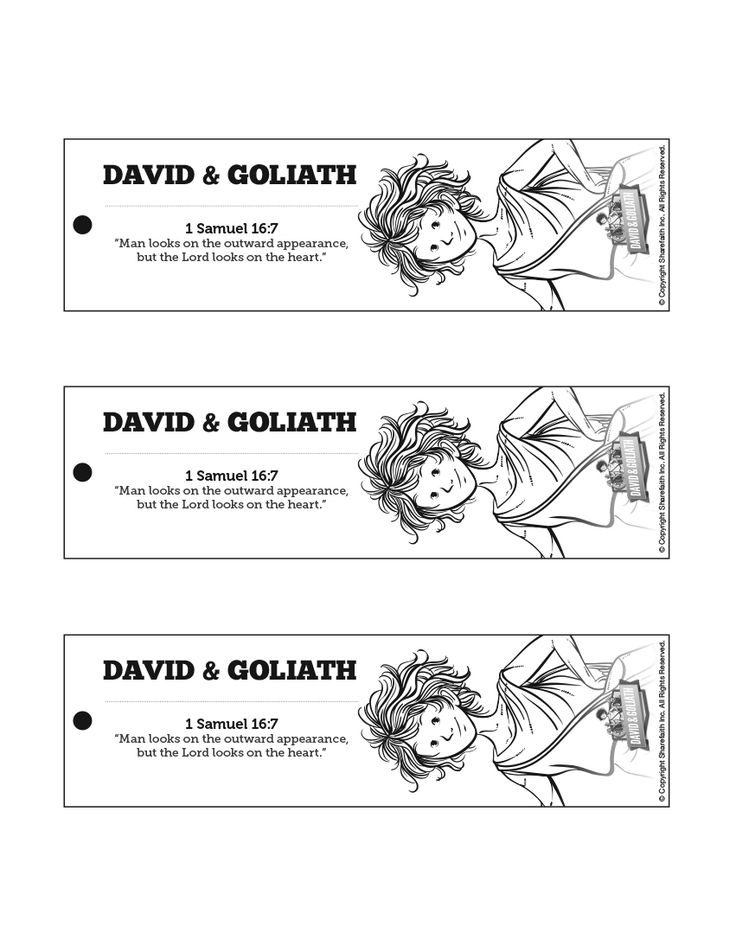 37 Best David and Goliath images | Bible stories, David ...