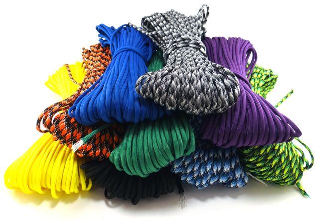 29 best paracord colors images on pinterest parachute for Paracord drawstring bag