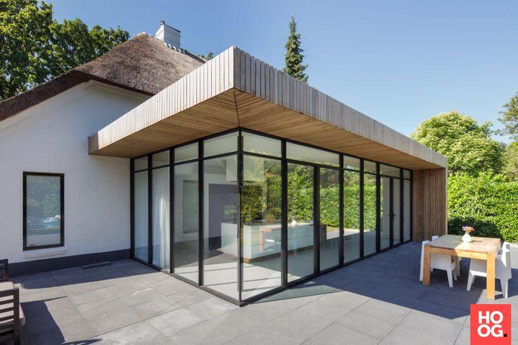 TUDOR Kozijnen - Prachtige Villa Met Luxe Kozijnen - Hoog ■ Exclusieve woon- en tuin inspiratie.