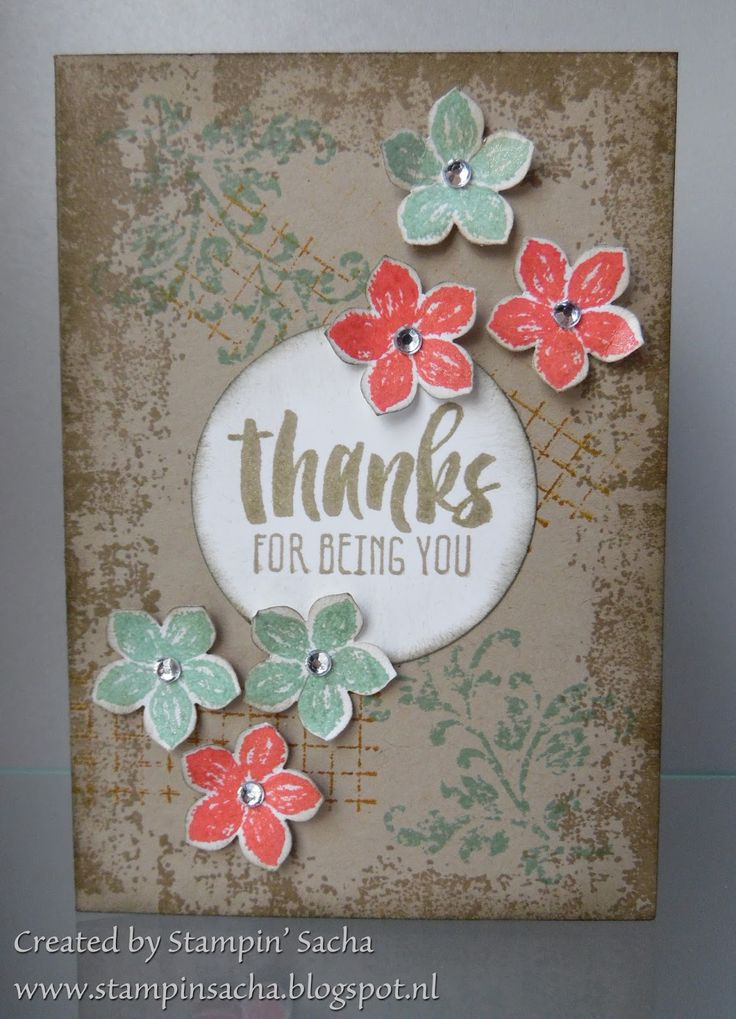 Stampin' Sacha - Stampin' Up! - Occasions Catalog 2016 - Suite Sayings - Timeless Textures - Petite Petals
