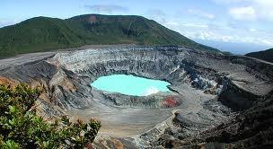 volcano Poas - Costa Rica