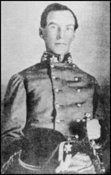 """Brigadier General Winfield Scott Featherston """"Old Swet"""", CSA (1820 – 1891)"""