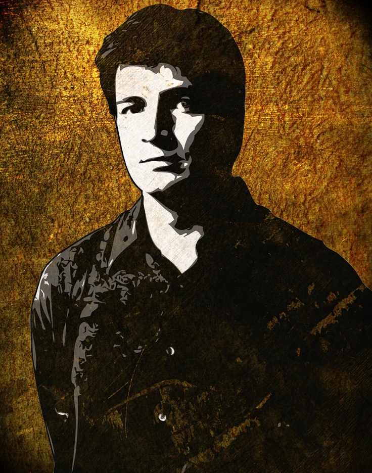 Malcolm Reynolds  #Firefly