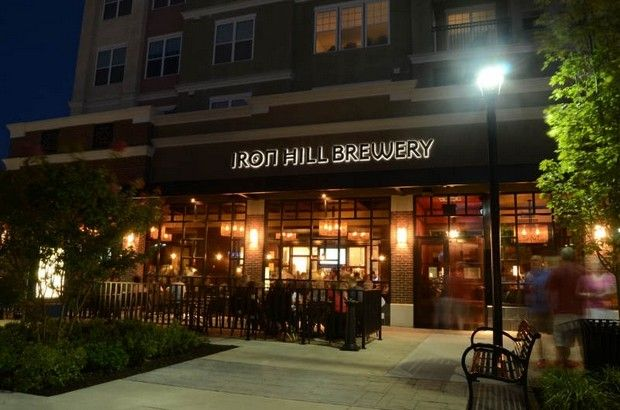 The Iron Hill Brewery, 13107 Town Center Blvd, Voorhees.  Photos by Tom Scott for the Courier-Post