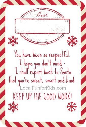 10 FREE Elf on the Shelf PrintablePoems - Home - Easy, Fun & Free Things to Do With Kids