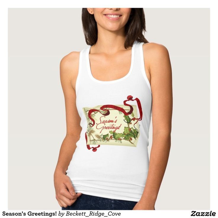 Season's Greetings! Tee Shirt