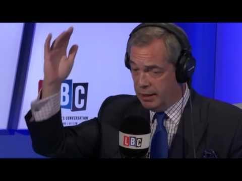 BREAKING : Nigel Farage On Russian Airstrikes In Syria