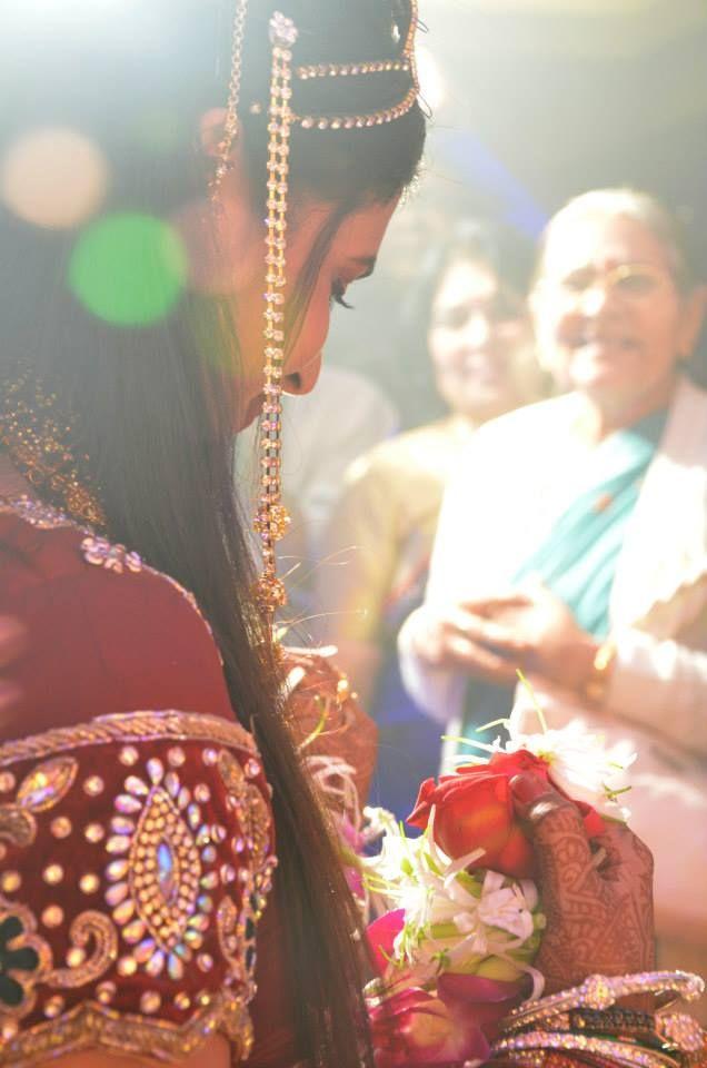 Candid weddings shot by Vaidehi Palshikar. :) One of the best jobs
