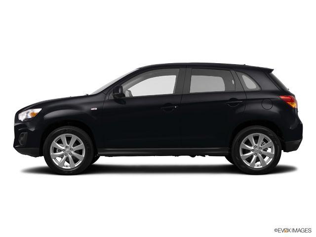 2014 Mitsubishi Outlander Sport ES SUV