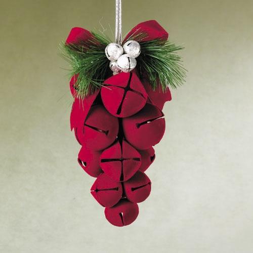 jingle bell ornament