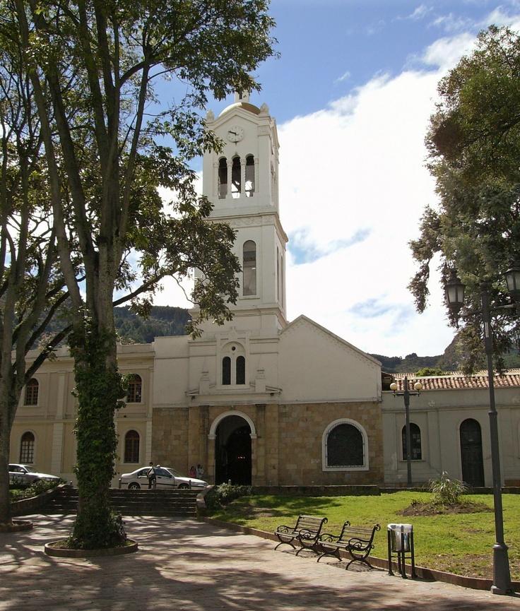 iglesia de usaquen -bogota