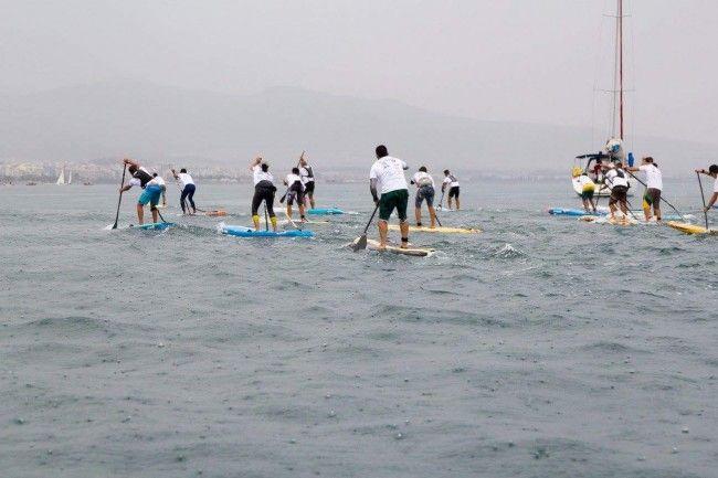 Ο εντυπωσιακός αγώνας για τις Ημέρες Θάλασσας