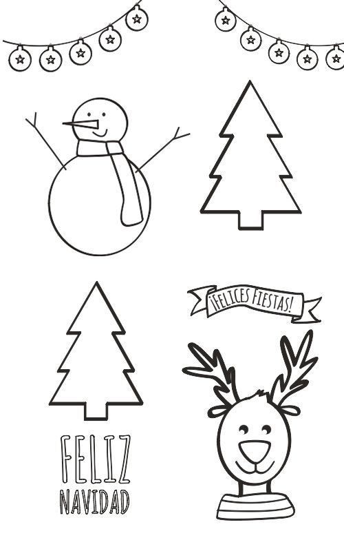 91 best Ideas para Navidad images on Pinterest | Magos, Archivo y ...