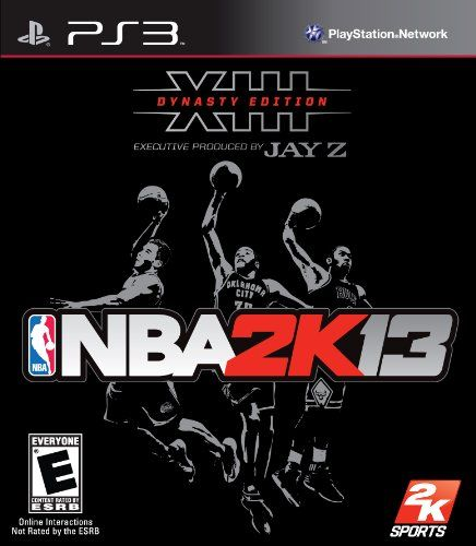 NBA 2K13 (Dynasty Edition) - Playstation 3 - http://battlefield4ps4.com/nba-2k13-dynasty-edition-playstation-3/