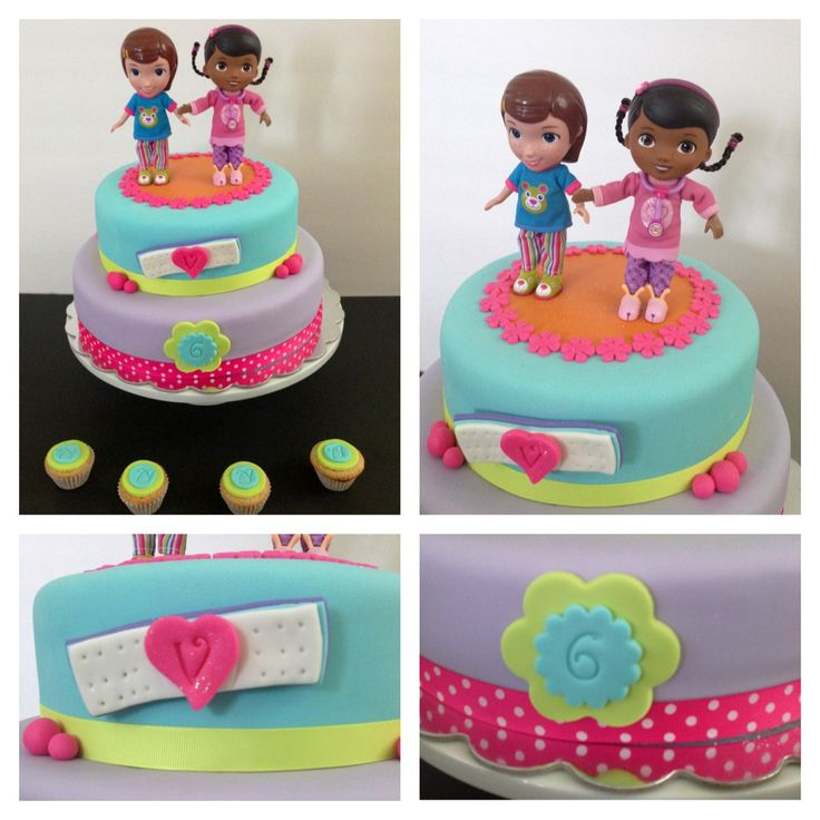 doc mcstuffins cake cakes and cookies by luisa briceno