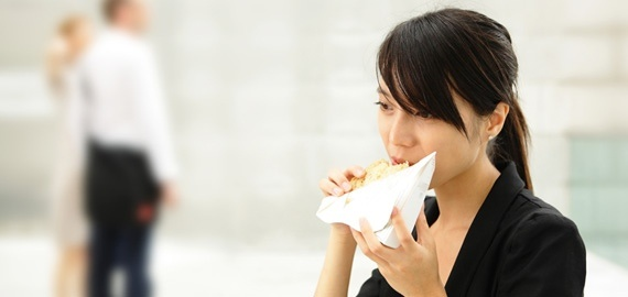 Five Office Lunch Ideas to Keep You Healthy