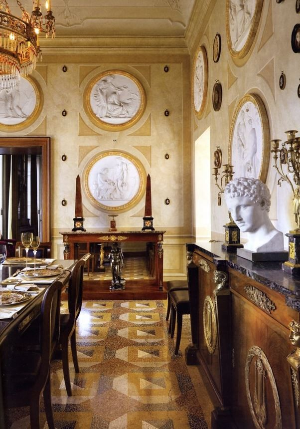 Remembering the incredible taste of Gianni Versace Villa Fontanelle, Italy