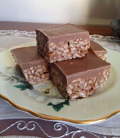 Love Sami: Mars Bar Slice Recipe