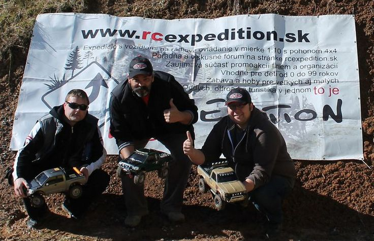 Rc expedition SK