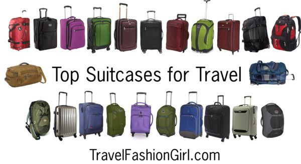 In creating TFG's Step by Step Guide to Choosing a Suitcase, we got terrific tips on the top luggage brands that frequent flyers and expert travelers want to share with you.