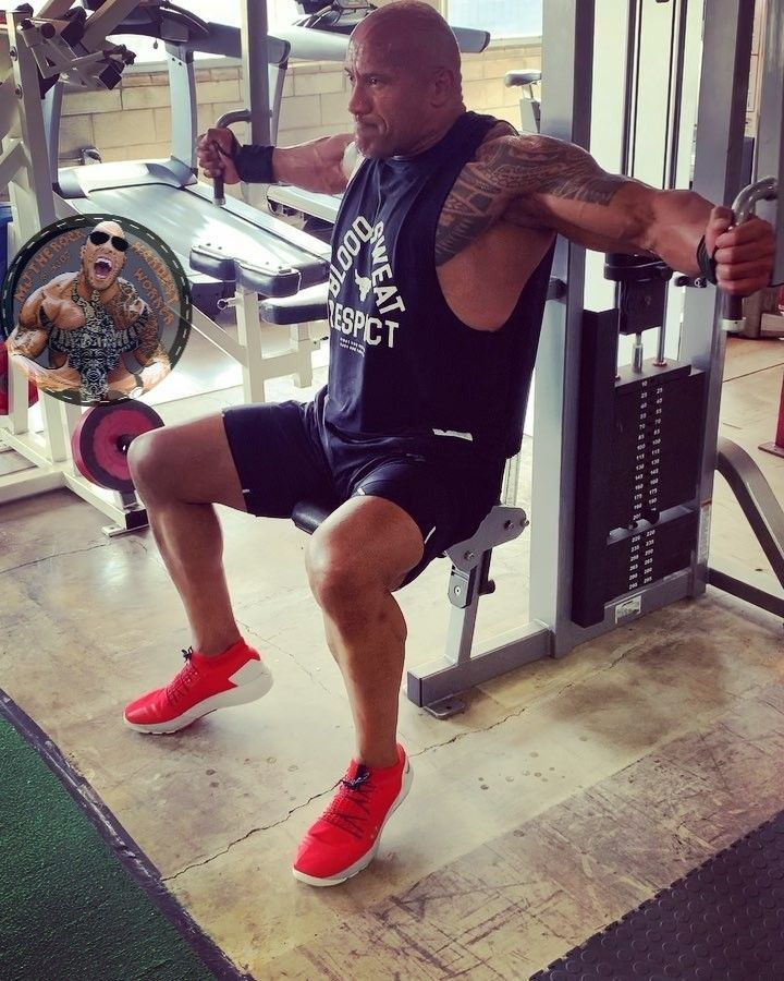 The Rock Johnson Workout 300workout The Rock Johnson Workout 300 Workout Pop Workouts Gym Jones