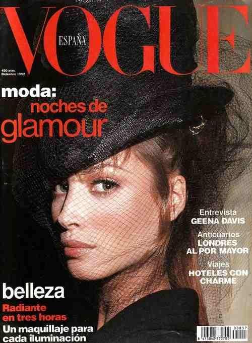 Christy Turlington | Vogue Espana 1992