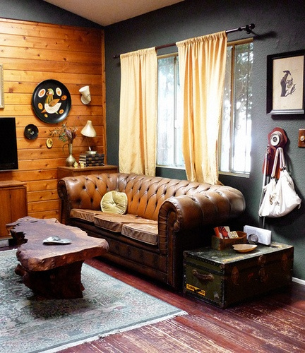 16 best Living Room Ideas with Chesterfield Sofa images on ...