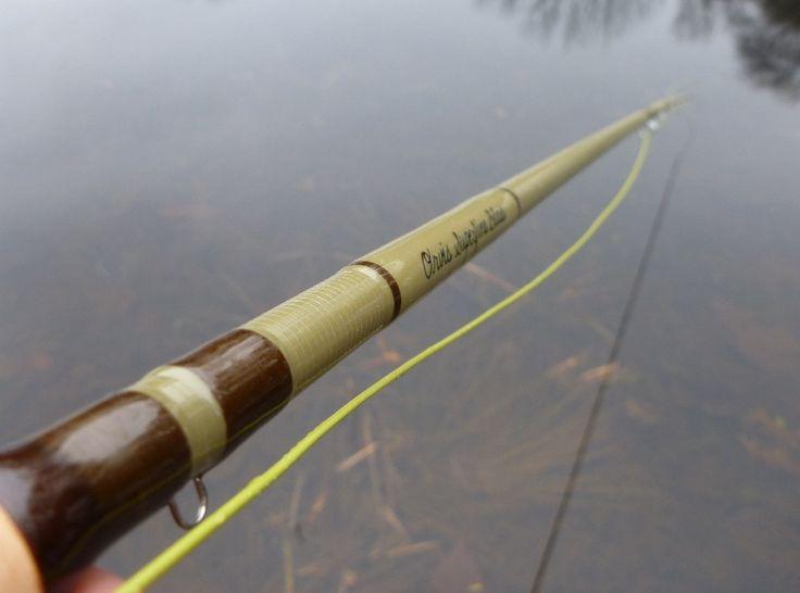 41 best images about fiberglass fly rod on pinterest for Fiberglass fishing rods