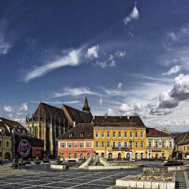Brasov, Romania a beautiful little place