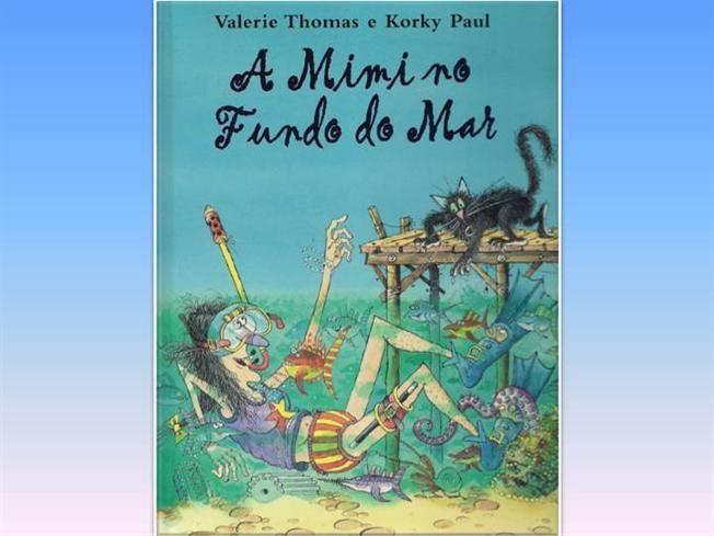 A Mimi no fundo do mar by analuisabeirao via authorSTREAM