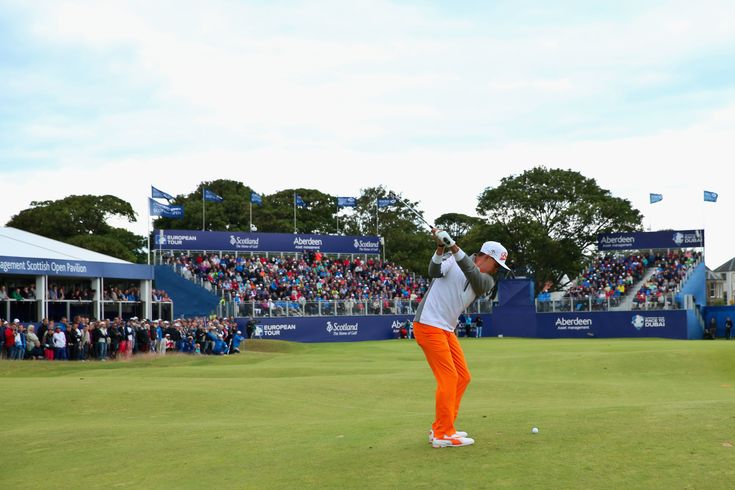 Latest news Golf - Scottish Open back in the Lothians