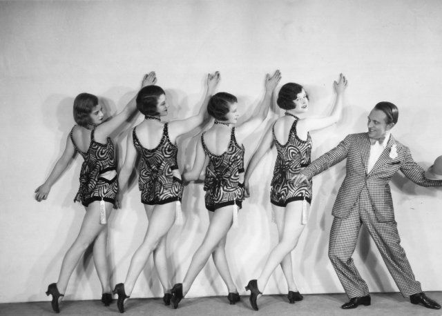 17 Best Images About Chorus Girl Style Of The 1920s 1930s
