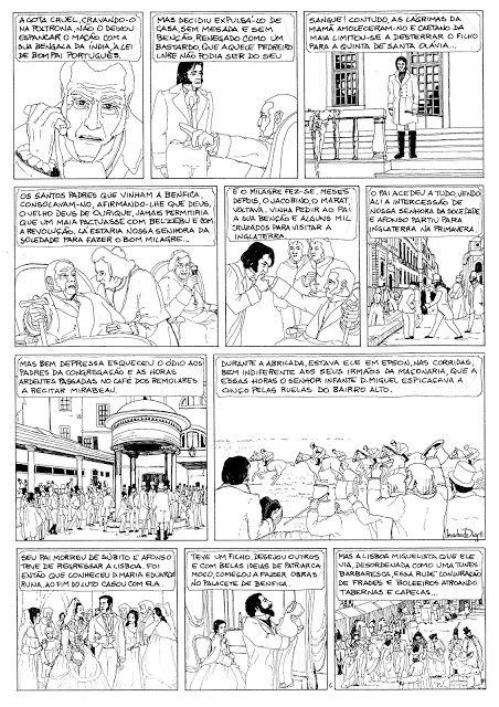 Kuentro 2: OS MEUS PROJECTOS ABANDONADOS... (2) - OS MAIAS, DE EÇA DE QUEIROZ