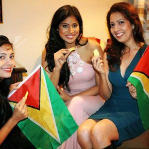 Guyana Women 56