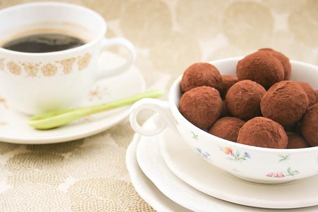 More like this: chocolate truffles , truffles and chocolate .